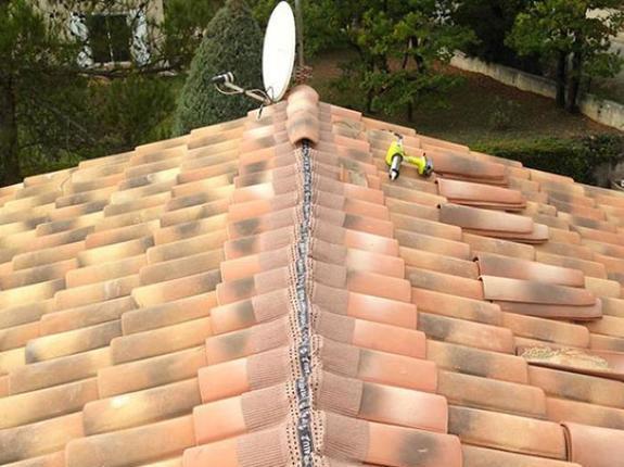 isolation toiture Cuers